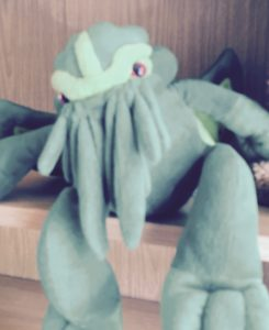The Kind of Tentacles that spread fear amongst Mankind
